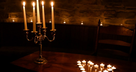 Candle-Light-Trauungen Advent 2019